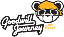 Goodwill Journey | RIDING FOR KIDS